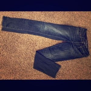 American Eagle Outfitters Strait Fir Jeans